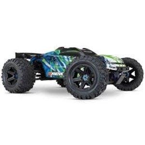 Traxxas Corp . TRA E-Revo 2 VXL Brushless 1/10 Scale 4WD