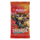 Wizards of the Coast . WOC Magic the Gathering - Ikoria lair of Behemoths - Collector Booster