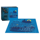 USAopoly . USO Harry Potter - Journey to Hogwarts - 200pc Jigsaw Puzzle