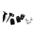 Rage RC . RGR Running Hardware Set; Black Marlin MX