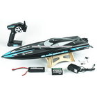 Rage RC . RGR Black Marlin Brushless RTR Boat