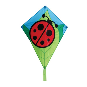 Skydogs Kites . SKK 26 lady Bug Diamond Kite