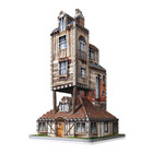Wrebbit . WRB The Burrow – Weasley Family Home 415 pc 3D Puzzle