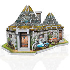 Wrebbit . WRB Hagrid's Hut - 270 pc 3D Puzzle