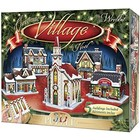 Wrebbit . WRB Christmas Village 16 panel 3D Puzzle