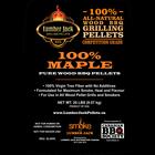 Lumber Jack Pellets . LUM Lumber Jack 100% Maple Pellets - 20lb
