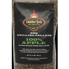 Lumber Jack Pellets . LUM (DISC) - Lumber Jack 100% Apple Pellets - 2lb