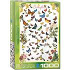 Eurographics Puzzles . EGP Butterflies 1000pc Puzzle