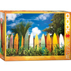 Eurographics Puzzles . EGP Surfer's Paradise Hawaii - 1000pc Puzzle