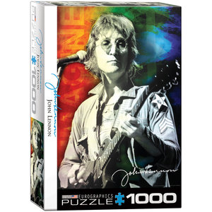 Eurographics Puzzles . EGP John Lennon Live in New York - 1000pc Puzzle
