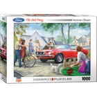 Eurographics Puzzles . EGP The Red Pony by Nestor Taylor - 1000pc Puzzle