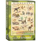 Eurographics Puzzles . EGP Dinosaurs - 1000pc Puzzle