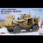 Rye Field Model . RFM U.S MRAP All Terrain Vehicle M1240A1 M-ATV With full interior