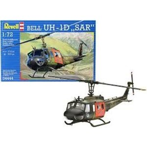 "Revell of Germany . RVL 1/72 Bell UH-1D ""SAR"""