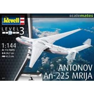 Revell of Germany . RVL 1/144 Antonov AN-225 Mrija