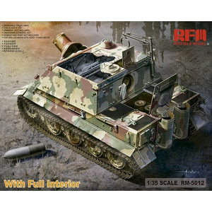 Rye Field Model . RFM 1/35 Sturmtiger w/full Interior