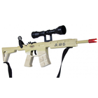 Magnum Enterprises . MGE Jr. AR-15 Rifle with Scope and Sling