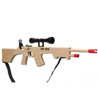 Magnum Enterprises . MGE M-60 Rifle with Scope and Sling