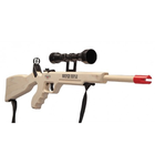 Magnum Enterprises . MGE Sniper Rifle with Scope and Sling
