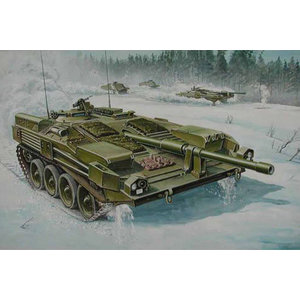 Trumpeter . TRM 1/35 Swedish Strv 103B MBT
