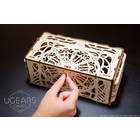 UGears . UGR Card Holder - 77 pieces 3D Mechanical Wooden Puzzle Model Calgary