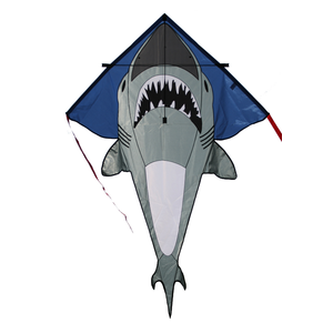 "Skydogs Kites . SKK 48"" Shark Best Flier Kite"