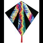 """Skydogs Kites . SKK 32"""" Tie-Dye Diamond Kite"""