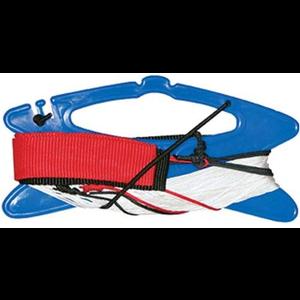 Skydogs Kites . SKK 60lb - 65' Braided Polyester Line on Winder