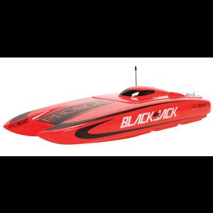 "Pro Boat . PRB Blackjack 24"" Brushless Catamaran RTR"