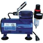 Paasche Airbrush Company . PAS Paasche D500SR Air Compressor w/R75 Regulator