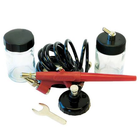 Paasche Airbrush Company . PAS EX Starter Airbrush Carded