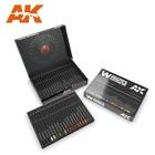 A K Interactive . AKI Weathering Pencils Deluxe Set
