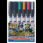 Gundam Marker . GMS GUNDAM METALLIC MARKER SET 2