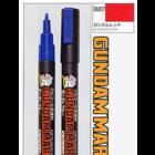 Gundam Marker . GMS Gundam Marker Gundam Red