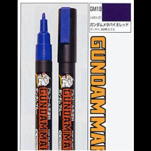 Gundam Marker . GMS Gundam Marker Metallic Gundam Violet