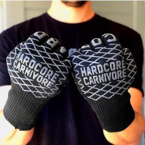 Hardcore Carnivore . HCV Hardcore Carnivore High Heat Grilling Gloves