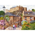 Gibsons Puzzles . GIB Edinburgh - The Vennel 1000pc Puzzle