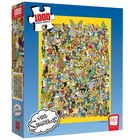 USAopoly . USO Simpsons Puzzle - 1000pc