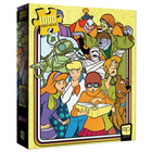 "USAopoly . USO Scooby-Doo! ""Those Meddling Kids!"" 1000Pc Puzzle"