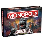 USAopoly . USO Monopoly - Godzilla Monster Edition