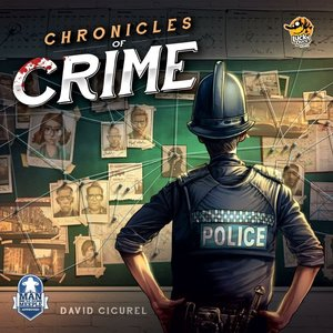 Lucky Duck Games . LKY Chronicles Of Crime