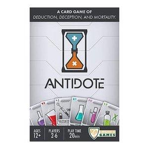 Antidote Card Game