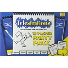 USAopoly . USO Telestrations® 12 Player - Party Pack