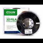 Esun Filament. ESU ABS+Filament 1.75mm Black 1 kg roll