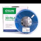 Esun Filament. ESU ABS+Filament 1.75mm Blue 1 kg roll