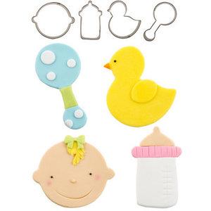 CK Products . CKP Cutie Cupcake - Baby Set (4)
