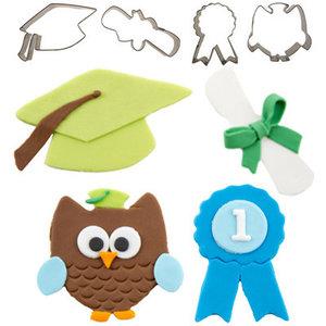 CK Products . CKP Cutie Cupcake - Graduation Set (4)