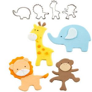 CK Products . CKP Cutie Cupcake - Jungle Set (4)