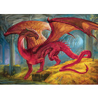 Cobble Hill . CBH Red Dragon's Treasure 1000pc Puzzle