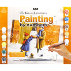 Royal (art supplies) . ROY The Snowman Paint by Number